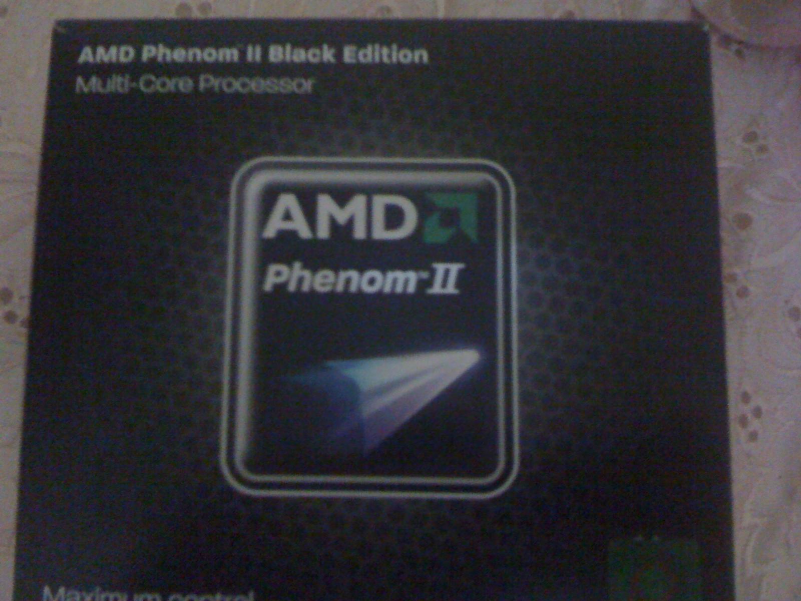 Amd Phenom II X4 965 3.4 Ghz
